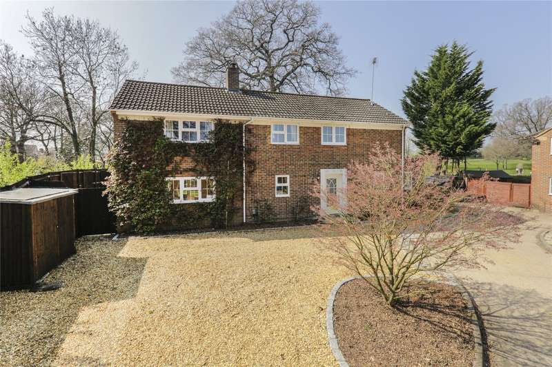 5 Bedrooms Detached House for sale in Park Road, Bracknell, Berkshire, RG12