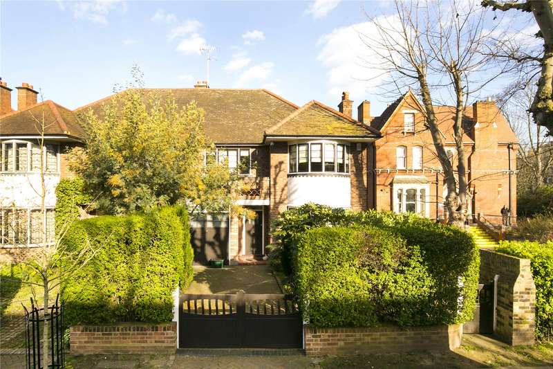 4 Bedrooms House for sale in Aberdeen Park, London, N5