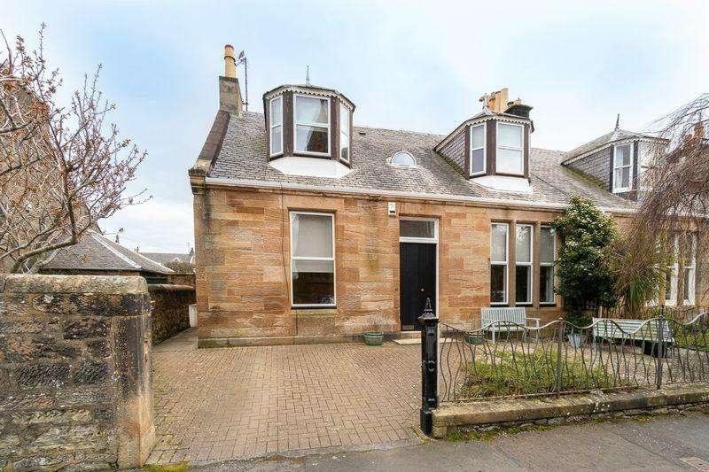 5 Bedrooms Semi-detached Villa House for sale in 6 Carrick Park, Ayr, KA7 2SL