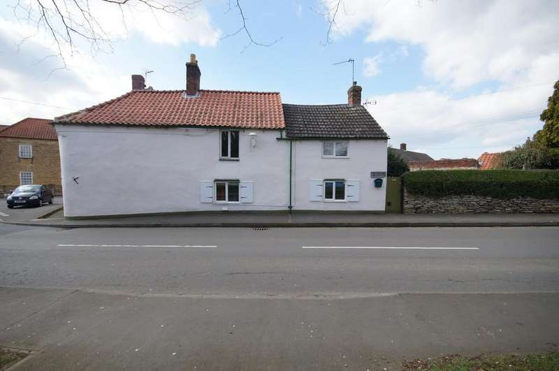 3 Bedrooms Semi Detached House for sale in High Street, Waddington, Lincoln