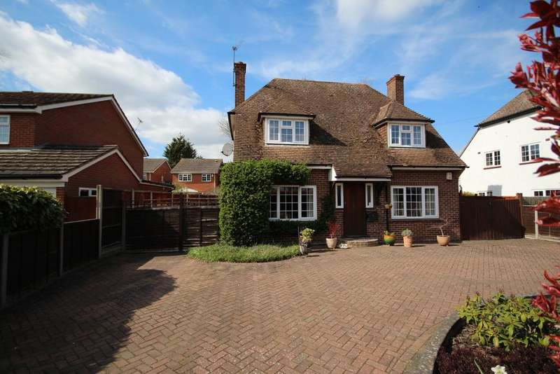 3 Bedrooms Detached House for sale in Court Close, Maidenhead