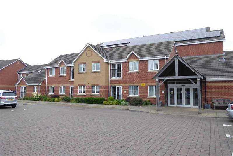2 Bedrooms Apartment Flat for sale in Watermead Court, Birstall