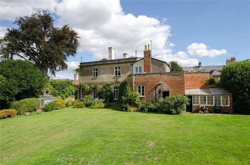 6 Bedrooms Detached House for sale in Long Street, Devizes, Wiltshire, SN10