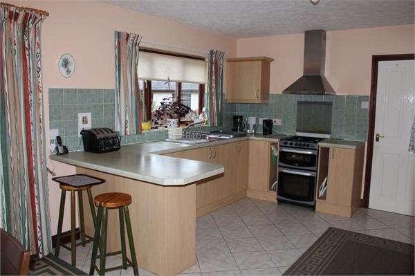 3 Bedrooms Detached Bungalow for sale in Tegid Street, Y Bala, Gwynedd