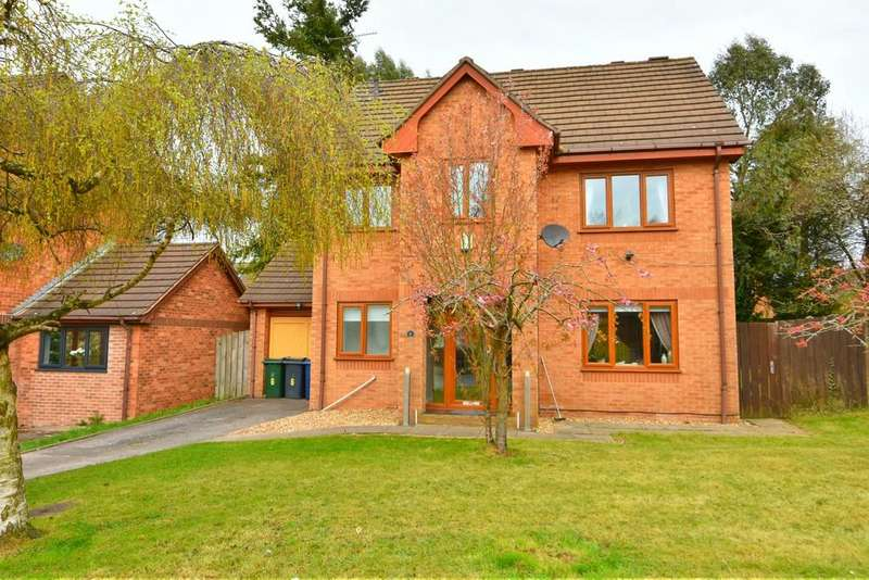 4 Bedrooms Detached House for sale in Maytree Walk, Skelmersdale