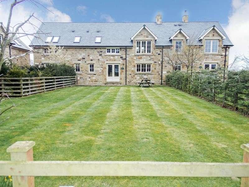 3 Bedrooms Property for sale in Ellingham Hall, Ellingham, Chathill, Northumberland, NE67 5EY