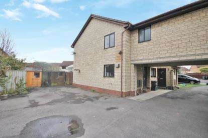 3 Bedrooms End Of Terrace House for sale in Paddock Close, Bradley Stoke, Bristol, Gloucestershire