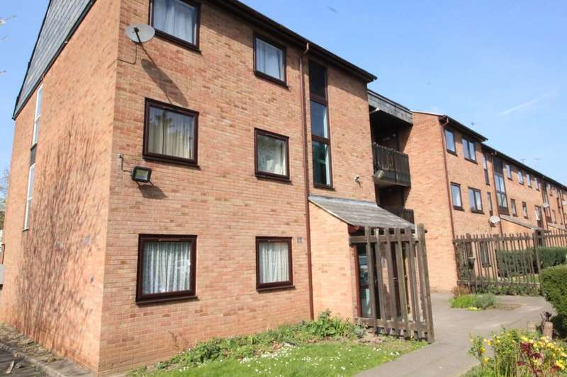 2 Bedrooms Flat for sale in Blackbird Road, Leicester, LE4