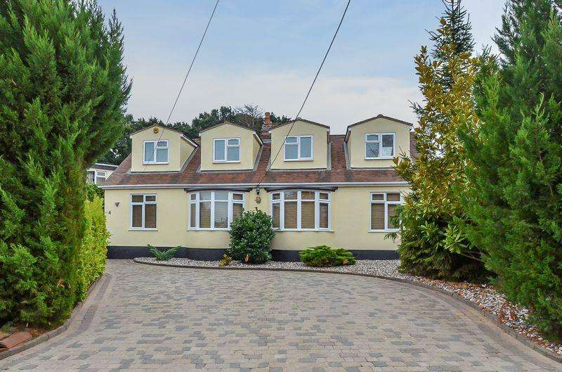 5 Bedrooms Detached House for sale in Central Close, Benfleet