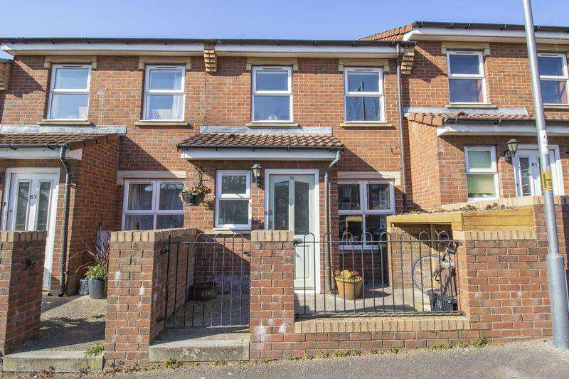 2 Bedrooms Terraced House for sale in Bloy Street, Bristol