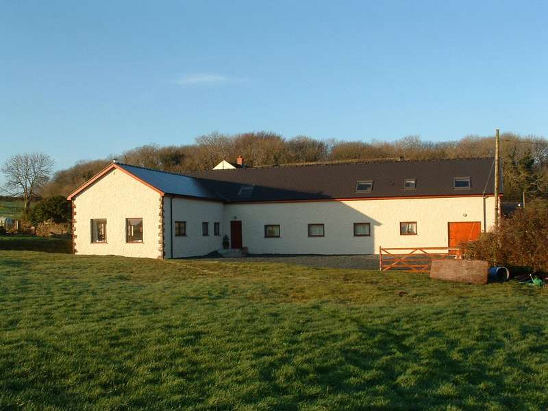 6 Bedrooms Barn Character Property for sale in The Implement Shed, Orielton, Pembroke, Pembrokeshire