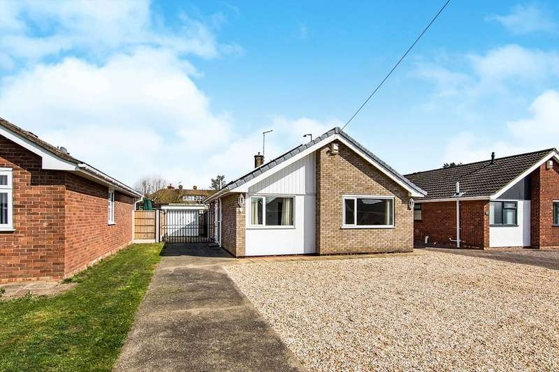 3 Bedrooms Detached Bungalow for sale in Waverley Avenue, Lincoln, LN6