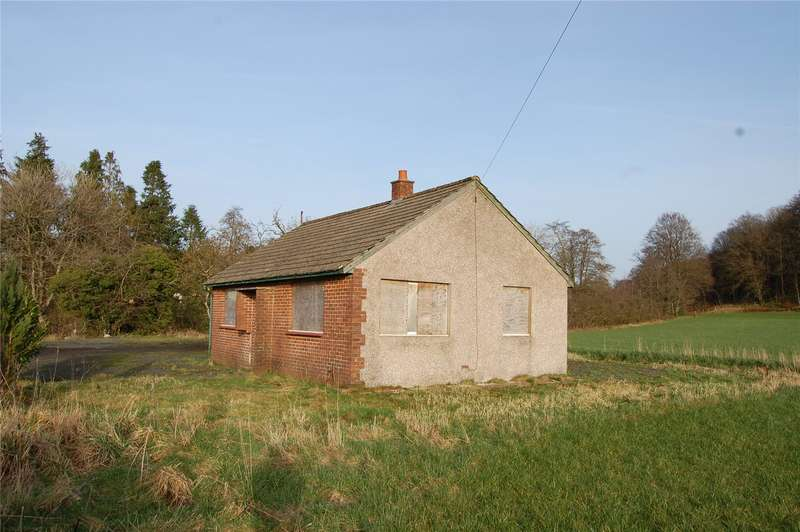 1 Bedroom Detached House for sale in Braehead Cottage, Haugh Road, By Mauchline, East Ayrshire, KA5