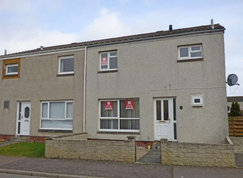 3 Bedrooms Semi Detached House for sale in 4, Provost Barclay Drive, Stonehaven, Aberdeenshire