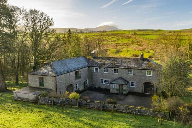5 Bedrooms Detached House for sale in Fell House, Stanthwaite, Uldale, Cumbria, CA7 1HB