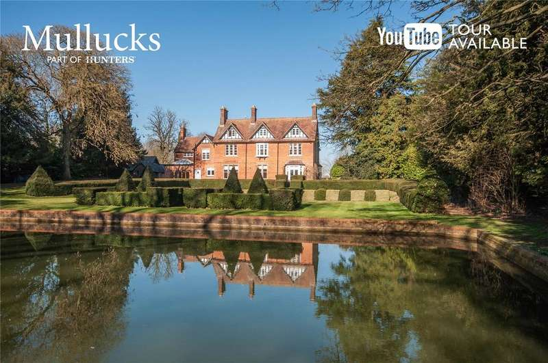 8 Bedrooms Detached House for sale in The Old Vicarage, Church Lane, Barkway, Hertfordshire, SG8