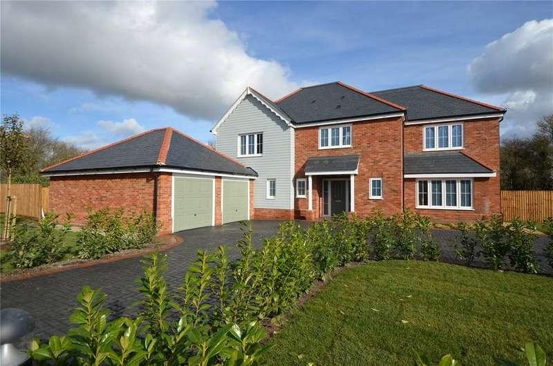 5 Bedrooms Detached House for sale in The Wyndhams, Whiteditch Lane, Newport, Saffron Walden, Essex, CB11