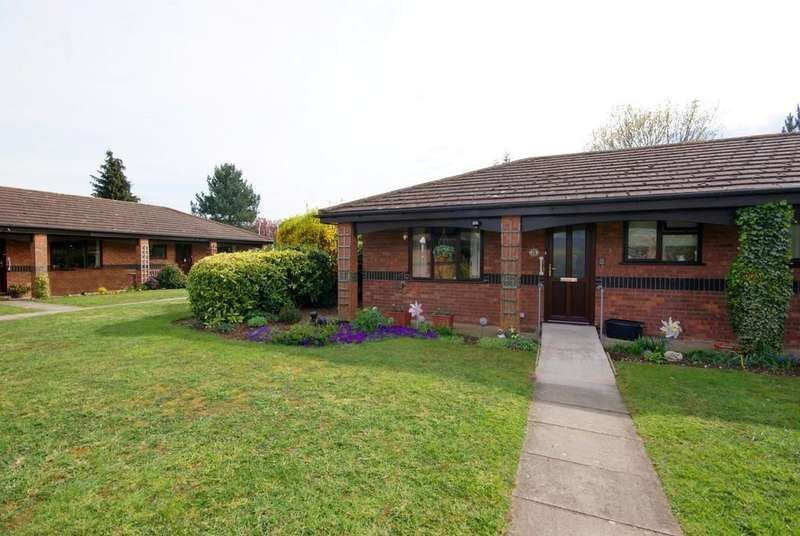 1 Bedroom Semi Detached Bungalow for sale in St. Claires Court, Lincoln