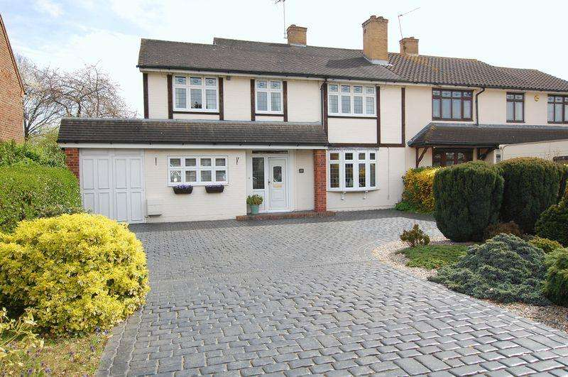 4 Bedrooms Semi Detached House for sale in Humber Avenue, South Ockendon