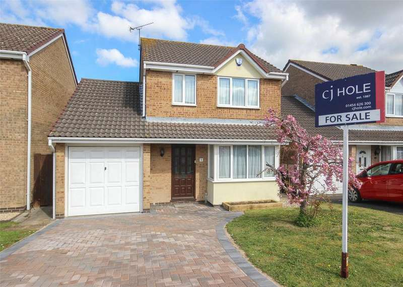 3 Bedrooms Detached House for sale in Ormonds Close, Bradley Stoke, Bristol, BS32
