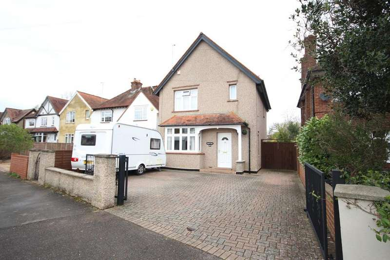 4 Bedrooms Detached House for sale in Highway Road, Maidenhead