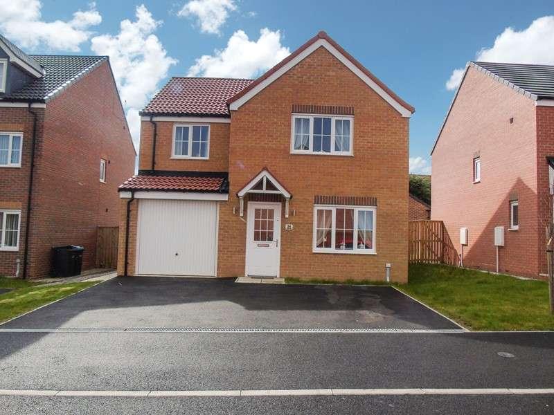 4 Bedrooms Property for sale in Oxford Close, Peterlee, Peterlee, Durham, SR8 2EF