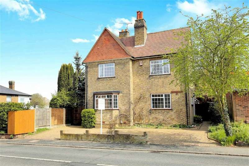 4 Bedrooms Detached House for sale in Potter Street, Harlow