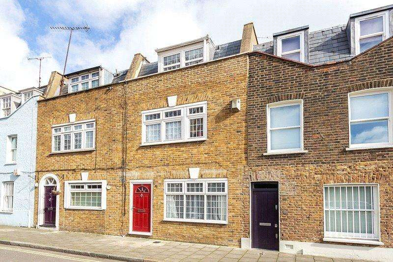 3 Bedrooms Flat for sale in Boston Place, Marylebone, London, NW1