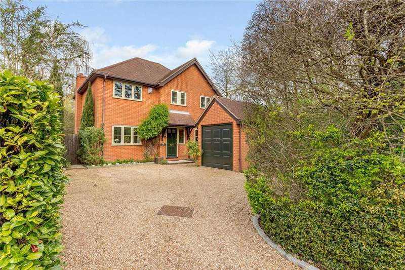 4 Bedrooms Detached House for sale in Folders Lane, Bracknell, Berkshire