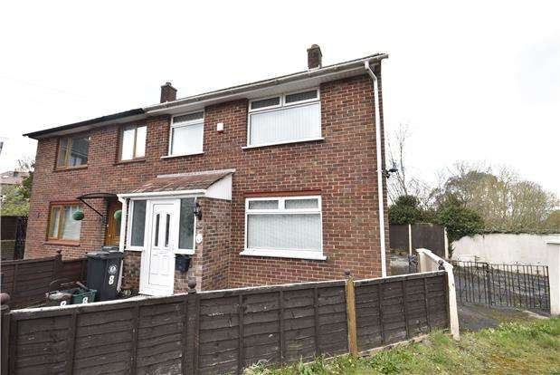 3 Bedrooms Semi Detached House for sale in Coldpark Gardens, Withywood, Bristol, BS13 8NL