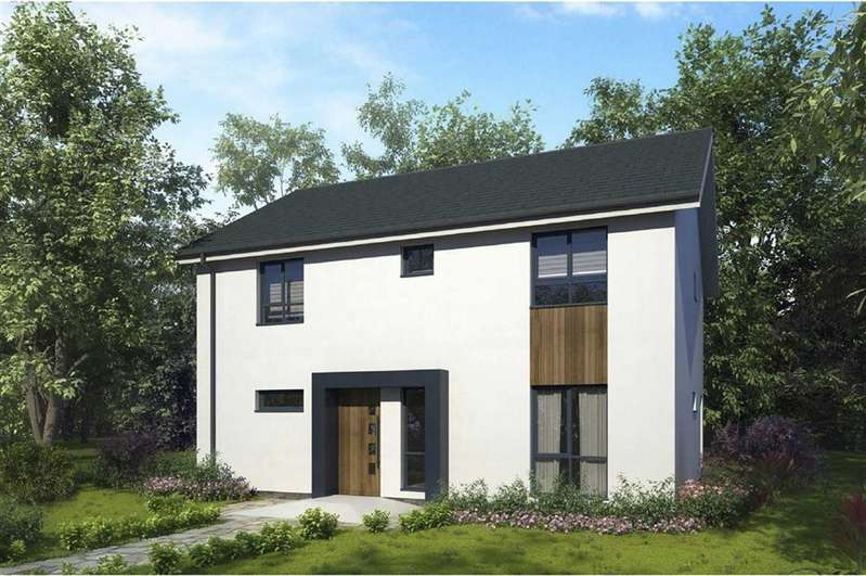 4 Bedrooms Detached House for sale in Plot 2, Glenwood Close, NE23 7QS, Tyne And Wear