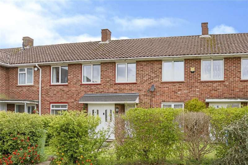 3 Bedrooms Terraced House for sale in Toll Gardens, Bracknell, Berkshire, RG12