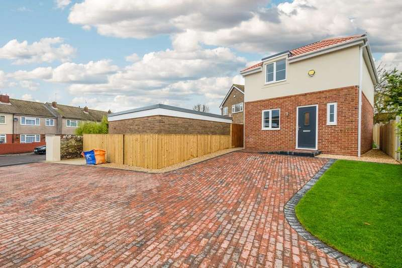 2 Bedrooms Detached House for sale in Jockey Lane, St George, Bristol, BS5