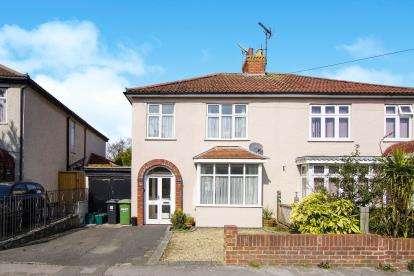 3 Bedrooms Semi Detached House for sale in Jubilee Road, Kingswood, Bristol