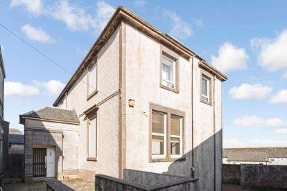2 Bedrooms Flat for sale in Morton Place, Kilmarnock