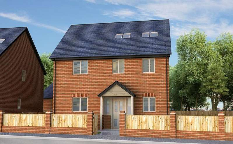 4 Bedrooms Detached House for sale in Hay Road, Builth Wells, LD2