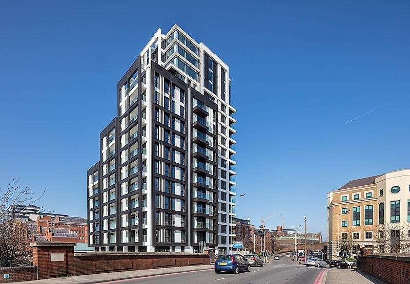 1 Bedroom Apartment Flat for sale in Sandhurst Verto, Kings Road, Reading, RG1