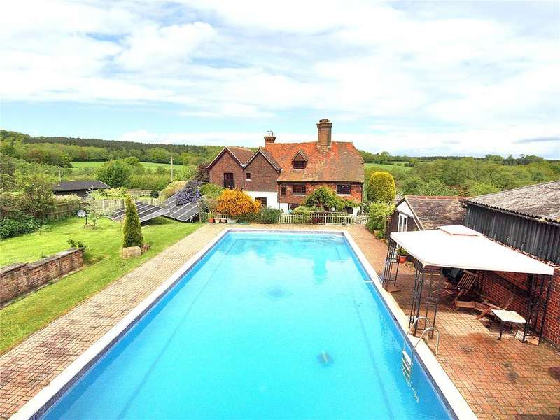 4 Bedrooms Equestrian Facility Character Property for sale in Station Road, Sharpthorne, East Grinstead, West Sussex