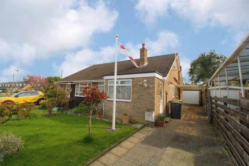2 Bedrooms Bungalow for sale in Canons Close, Wootton, Bedfordshire, MK43