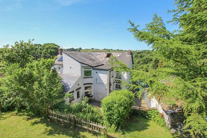 4 Bedrooms Unique Property for sale in Llangammarch Wells, LD4