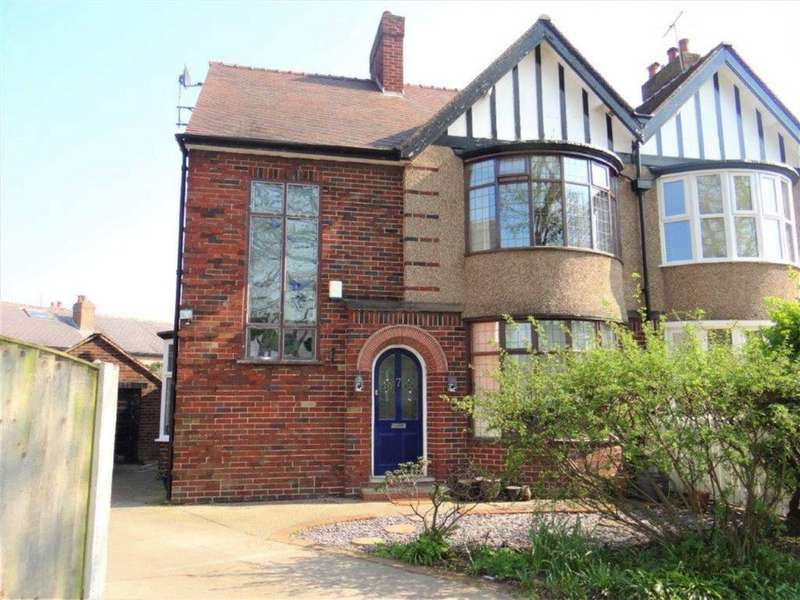 3 Bedrooms Semi Detached House for sale in Beech Crescent, Leigh, Lancashire