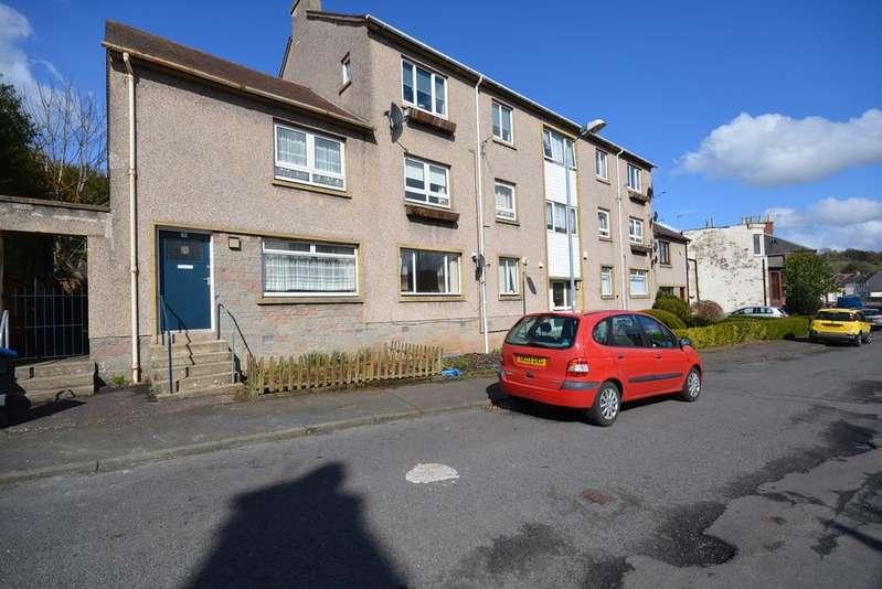 2 Bedrooms Semi-detached Villa House for sale in King Street, Newmilns, KA16