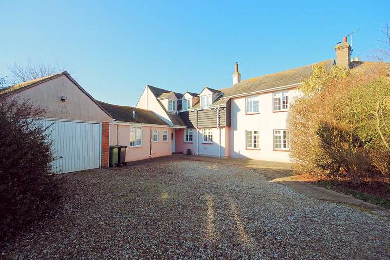 4 Bedrooms Detached House for sale in Waltham Road, Terling, Chelmsford, CM3