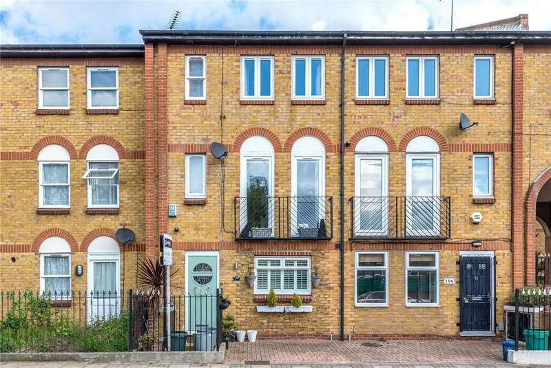 4 Bedrooms Terraced House for sale in Tottenham Road Islington London