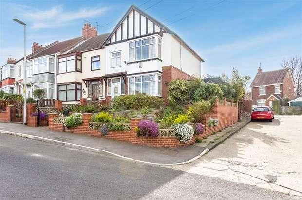 3 Bedrooms End Of Terrace House for sale in Parklands Avenue, Billingham, Durham