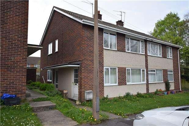 2 Bedrooms Flat for sale in Chelsea Close, Keynsham, BRISTOL, BS31 1NF