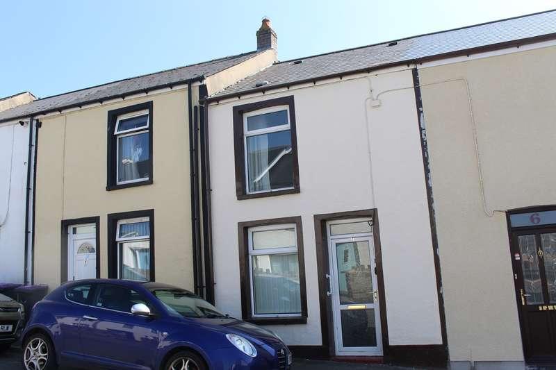 2 Bedrooms Terraced House for sale in Upper Hill Street, Blaenavon, Pontypool, NP4