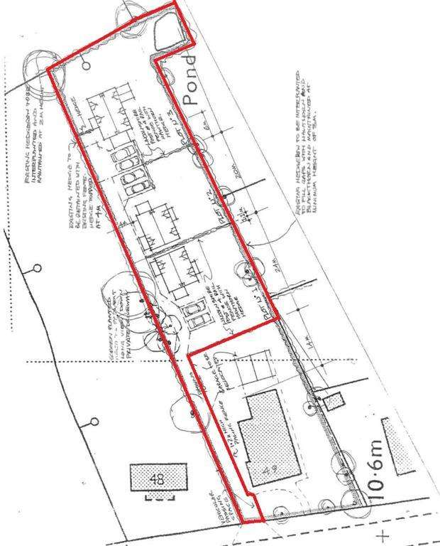 Plot Commercial for sale in East Street, Alford