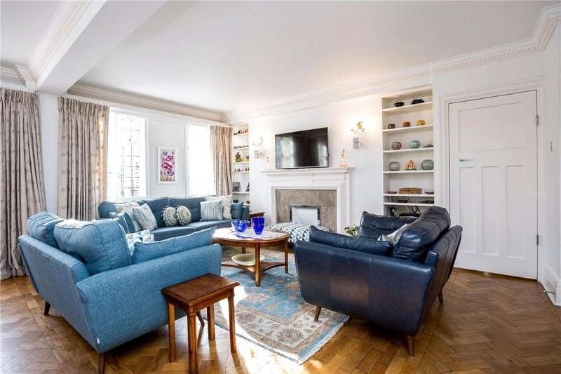 4 Bedrooms Flat for sale in Chiltern Court, Baker Street, NW1