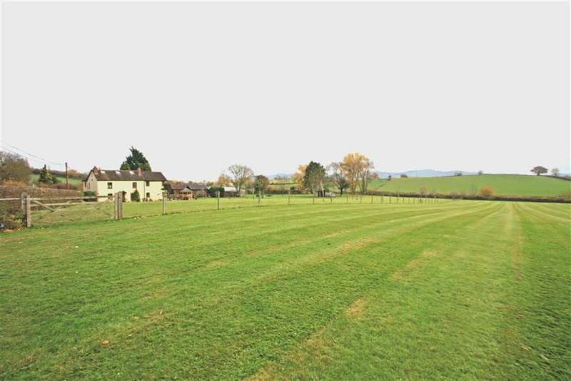 5 Bedrooms Detached House for sale in WHITESTONE, Whitestone Hereford, Herefordshire